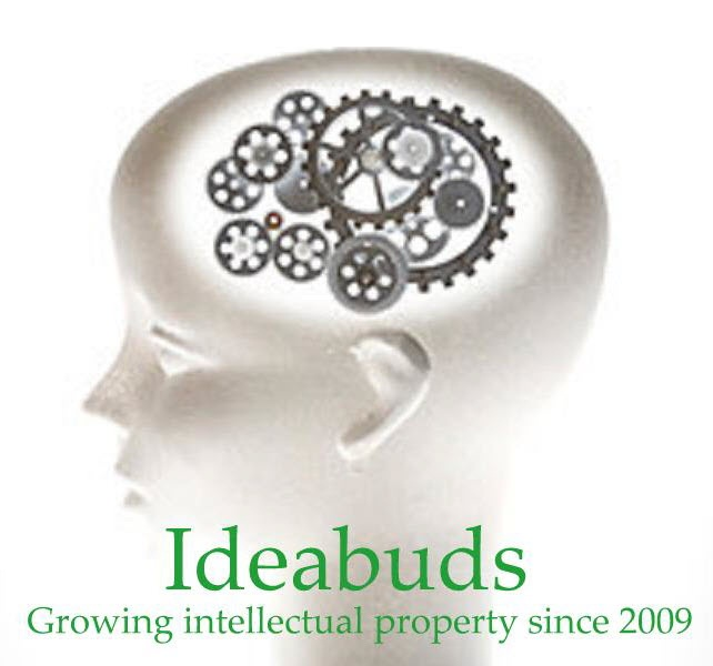 Intellectual Property Icon: Ideabuds
